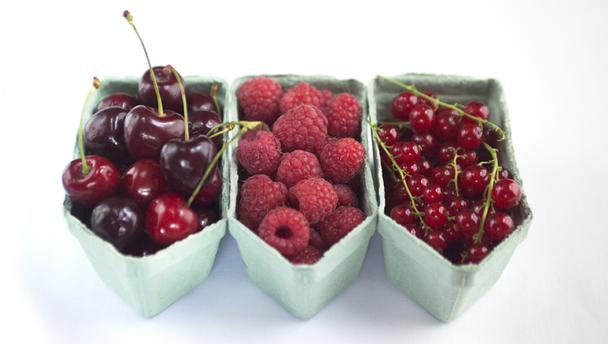 berrys, breakfast, and food image