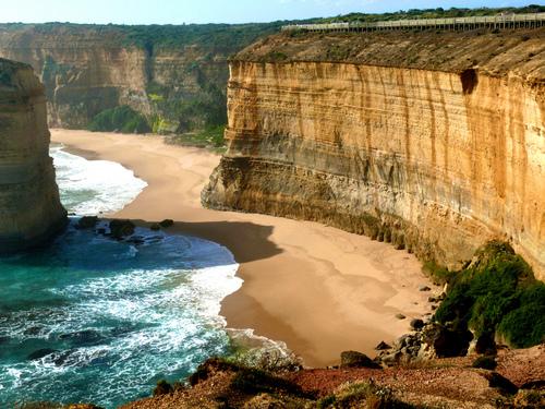 australia, landscape, and photography image