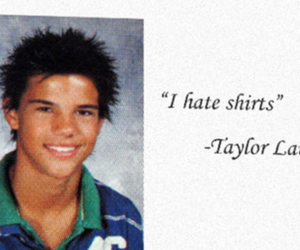 You don't say Taylor Lautner Meme | Slapcaption.com