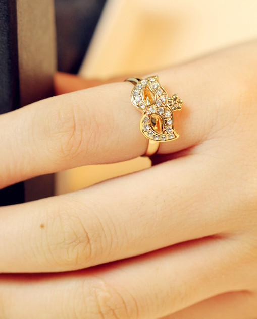 fashion jewelry, retro, and ring image
