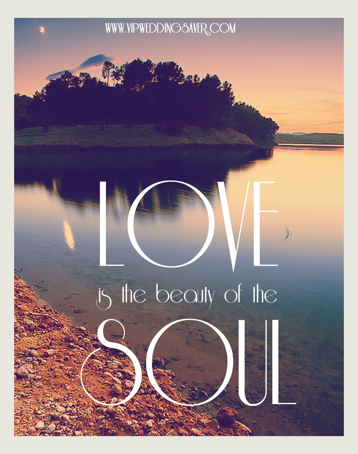 love and soul image