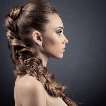 hairdressers, hair designing, and hair styling programs image