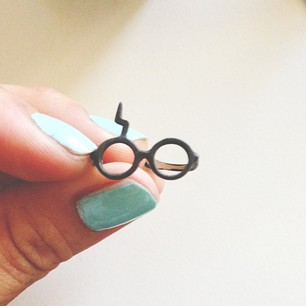 harry potter, jewellery, and ring image