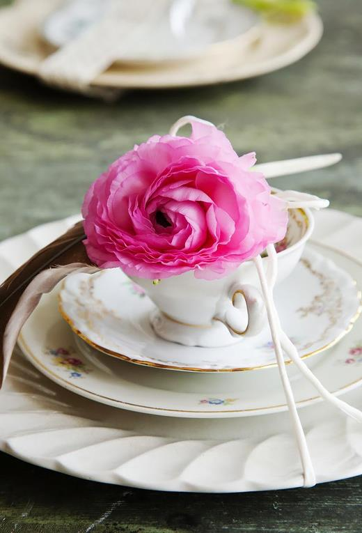 cup, flower, and photography image
