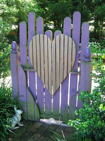 heart and garden image