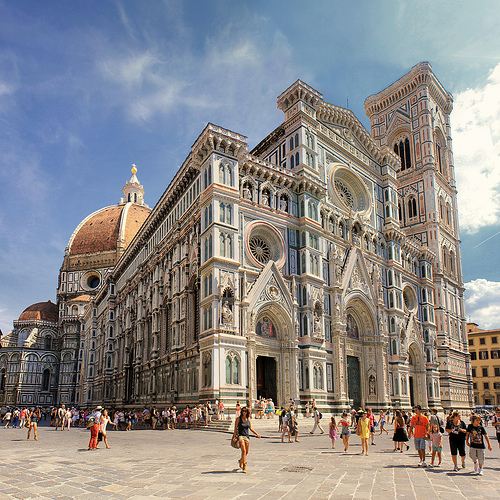 italy and florence image