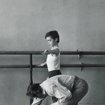 ballet, black and white, and boy image