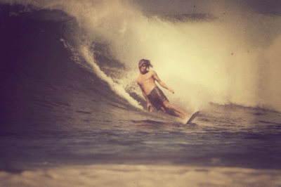 surfer, waves, and ocean image