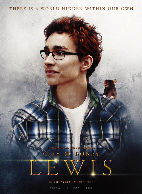 the mortal instruments and simon lewis image