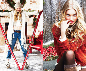 elsa hosk, fashion, and girl image