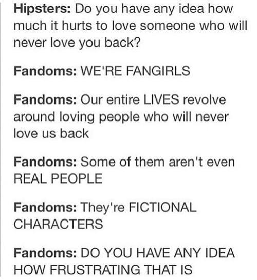 fandom, fangirls, and fangirl image