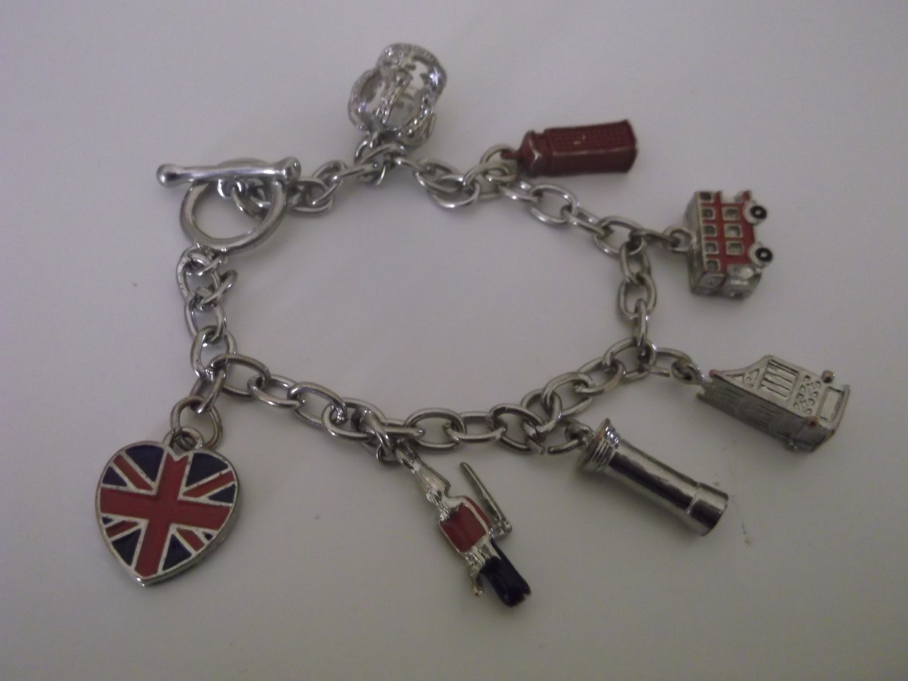 bracelet, home, and london image