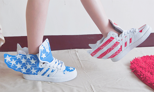shoes, cool, and adidas image