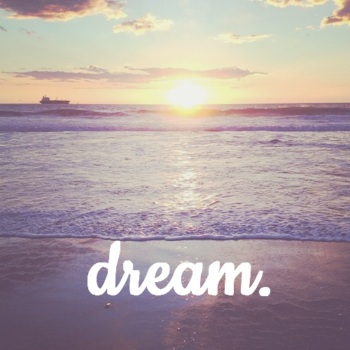 Dream, beach, and ocean image