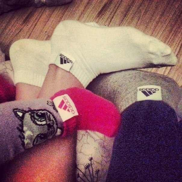 baby, adidas, and family image
