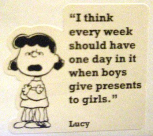 girl, Lucy, and quote image