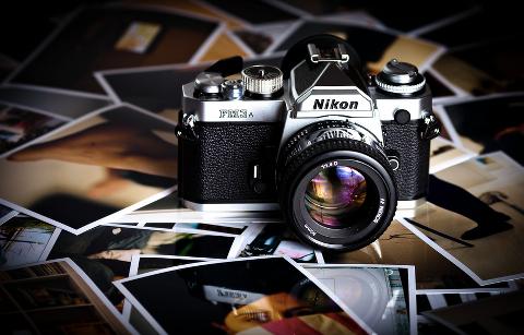 camera, nikon, and love image