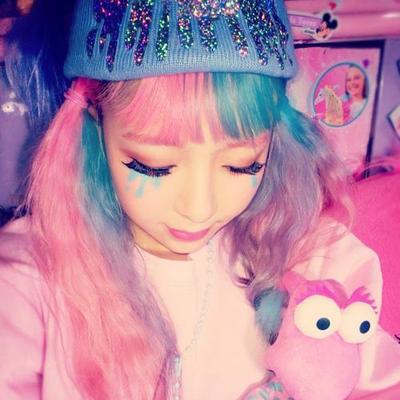 eva cheung, pink, and kawaii image