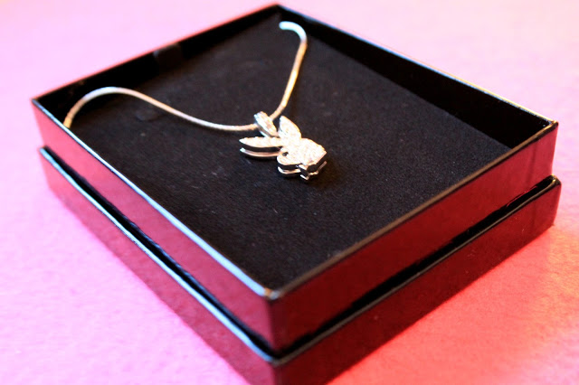 blingbling, bunny, and necklace image