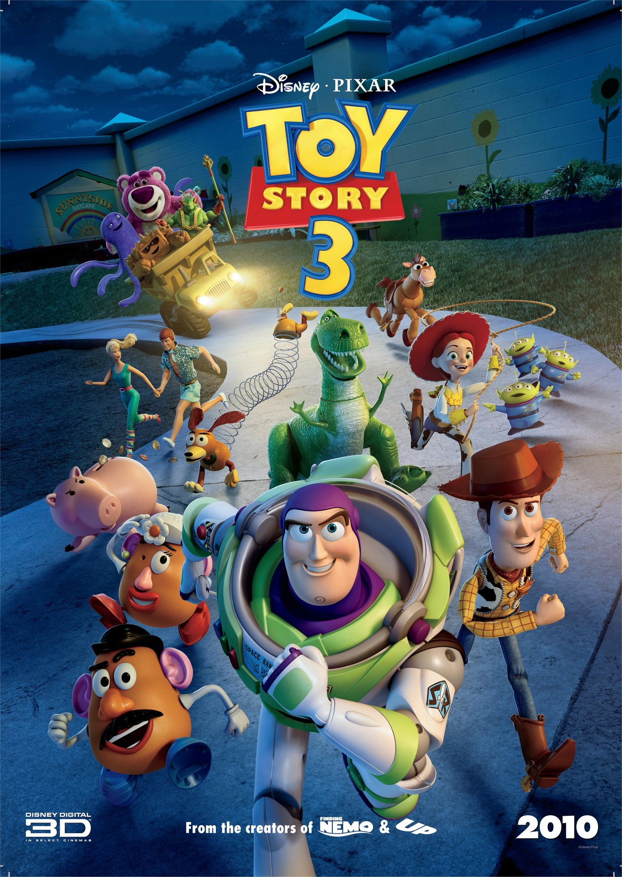 toy story and toy story 3 image