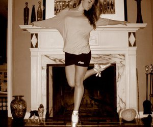 andrea, ballet, and pointe image