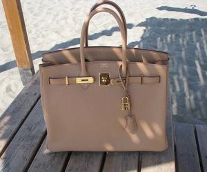bag, luxury, and beach image