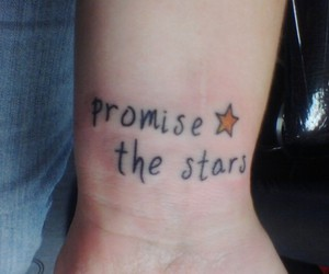 stars, tattoo, and we the kings image