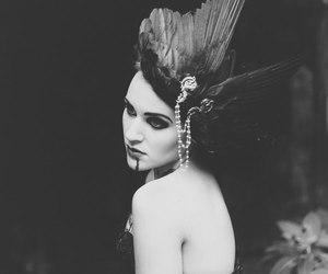 fashion and gothic image