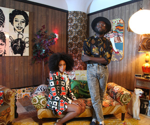 Afro, knowledge, and beyoncé image