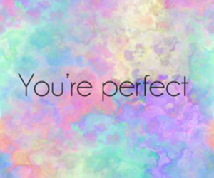 perfect, you, and colors image
