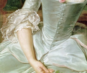 dress, old, and rococo image