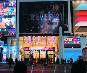 america, flower, and forever 21 image