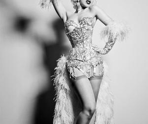 burlesque, sexy, and Hot image