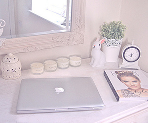 pretty, room, and white image