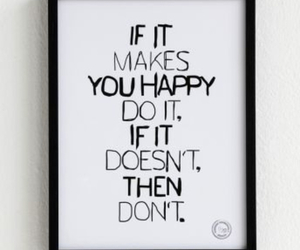 quote, happy, and text image