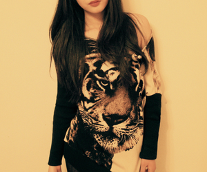 awesome, fashion, and tiger image