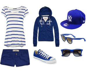 Polyvore, sport, and tenue image