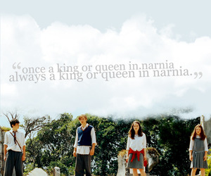 narnia, king, and Lucy image