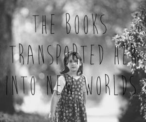 book, black and white, and matilda image