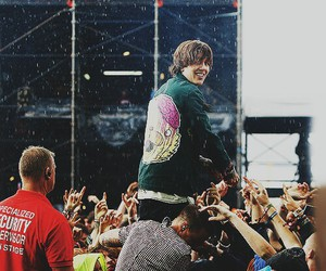 bring me the horizon, oli sykes, and oliver sykes image