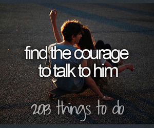 courage and him image