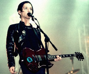 boy, Brian Molko, and Placebo image