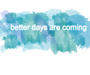 quote, better, and blue image