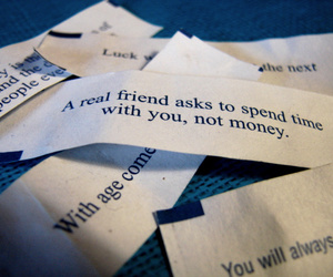 fortune and friendship image