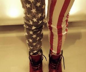 usa, shoes, and pants image