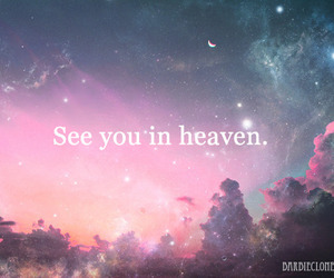 heaven, see, and sky image