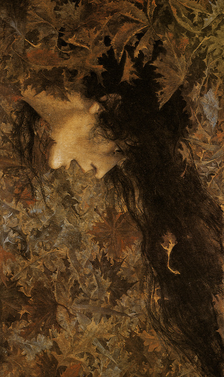 tree, lucien lévy-dhurmer, and a gust of wind image