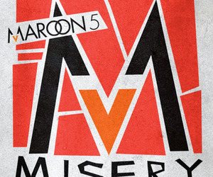 maroon 5 and misery image