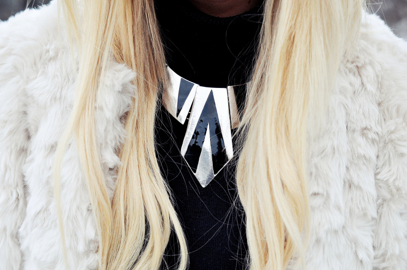 black, blogger, and blonde image
