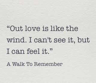 A Walk to Remember, black and white, and movie image